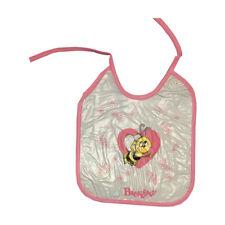 Printed Baby Bibs with Neck Strap Easy Clean Plastic Sheet Waterproof Baby Bibs