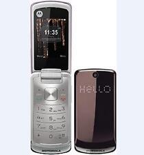 Dual SIM Original Unlocked Motorola EX212 2G GSM Network 900 / 1800 NOT FOR USA