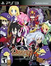 *NEW* Disgaea 4: A Promise Unforgotten Premium Ed - PS3