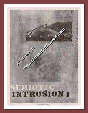 Semiotic Intrusion 1 by Carl Beam