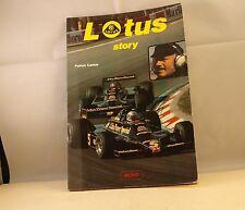 Lotus Story Patrick Camus racing