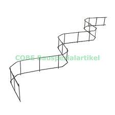 Schlange, Unterstützung, Abstandhalter, Dista, Stahl, Bewehrung, Bodenplatte