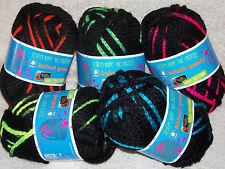 (5,90 €/ 100g) 50 GR Hatnut GAUDY F cappelli con visiera spesso con colori neon