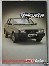 Fiat Regata Accessories Brochure