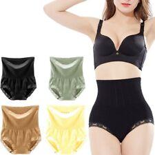 4 X High Waist MunafieUnderwear 20s Dress Body Shaper Tummy Control panties S-XL