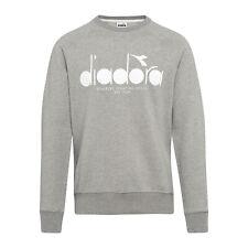 Diadora - Fleece SWEATSHIRT CREW 5PALLE for man
