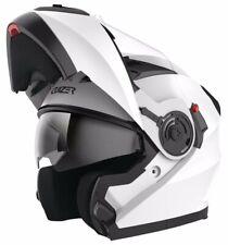 Casco moto Jet omologato Modulare ECE Doppia Visiera uomo donna Caschi Scooter B