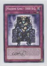 2012 Yu-Gi-Oh! Gold Series 5 (Haunted Mine) GLD5-EN051 Machine King 3000 BC Card