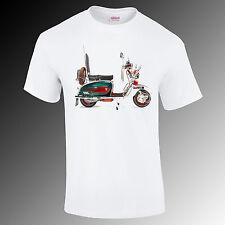 quadrophenia Lambtetta, MOD vespa t-shirt, scooter Gift Funny S-XXL