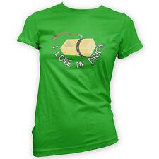 Love Il Mio Mattone I T-shirt da donna-x14 Colori-Regalo divertente serie tv Irlanda preventivo