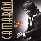 Camaron & Tomatito - París 1987  CD QUALITY CHECKED & FAST FREE P&P