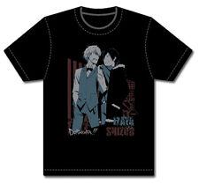 Durarara!! Shizuo and Izaya T-shirt Anime Licensed NEW