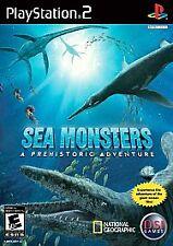 Sea Monsters: A Prehistoric Adventure PlayStation 2, CIB