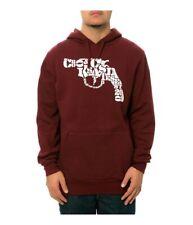 Crooks & Castles Mens The Snub Text Hoodie Sweatshirt