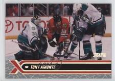 2000-01 Topps Stadium Club #59 Tony Amonte Chicago Blackhawks Hockey Card