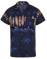 LOUD MENS ALOHA HAWAIIAN SHIRT HAWAII HOLIDAY BEACH STAG SUMMER PARTY FANCY DRES