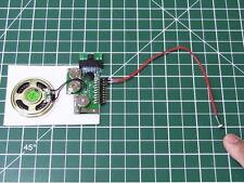 (5-25pcs) DIY KIT 200sec LIGHT SENSOR MP3 device voice music sound record chip