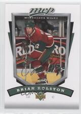 2006-07 Upper Deck MVP #146 Brian Rolston Minnesota Wild Hockey Card