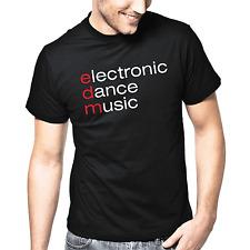 EDM | Electronic Dance Music Club | | DJ | Music | música | S-XXL T-Shirt