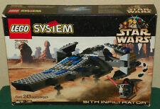 LEGO 7151 - Star Wars - Sith Infiltrator - 1999 - w/ Box