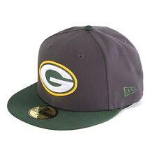 New Era NFL Ballistic Green Bay Packers Gorra Ajustada, gris/verde, 93356