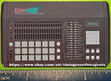 LINN Drum LM-2 LM-1 9000 Drum Machine Synthesizer Refrigerator Magnet