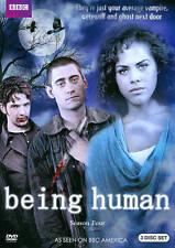 DVD: Being Human: Season 4, Various. Good Cond.: Various