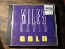 "MILES DAVIS "" gold ""    CD"