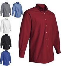 VAN HEUSEN NEW Long Sleeve Baby Twill Shirt Men's Sizes S-XL 2XL 3XL - 13V0521