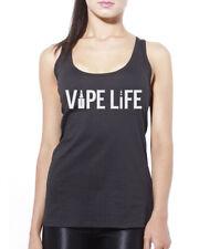 Vape Life - Vape Vaping E-Cig Womens Vest Tank Top