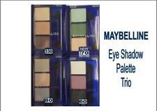 MAYBELLINE trio palette EYE SHADOW 330 70 80 60 rare discontinued shades