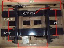 9424020301 Caterpillar Forklift Lift Bracket Carriage