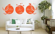 La Pace Gioia Amore Preventivo, Wall art Adesivi per Decalcomania Murale, Camera da letto, studio, sala