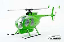 Rumpf-Bausatz Hughes / MD 500D 1:24 für Blade mCPX / 130S, TRex 150, V977