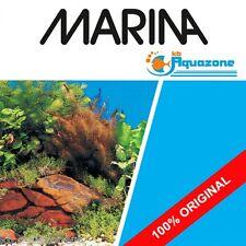 MARINA * Double Sided Aquarium Background 45 cm High Plants, Rock 2 3 4 5 6 ft