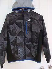 Boys' Nike Ultimate Flash Reflective Jacket Hoodie 679830 010 Size S, M, L