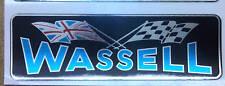 Wassell trials bike  decals / stickers