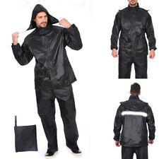 Men's Bikes Raincoat Coat Pant Waterproof Windproof Rain Clothes Rainwear Suits