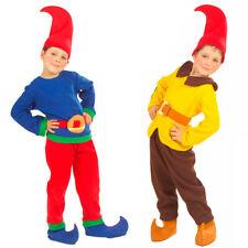 Kinder Zwergenkostüm Wichtel Kostüm Kinderkostüm Zwerg Gnom Kobold Märchen