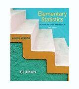 Elementary Statistics by Allan Bluman 8th edition Hardcover