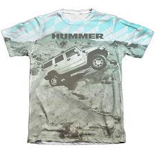 Hummer/Trek Mens Sublimation Poly Cotton Shirt