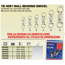 TUBERTINI TB 4081  Bearing Swivel  GIRELLA CUSCINETTATA TONNO SILURO
