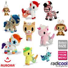 Aurora TOKIDOKI Unicorno Mermicorno Plush Cuddly Soft Toy Teddy Kids Gift Brand