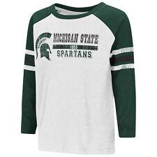 Michigan State Spartans Colosseum TODDLER Boy's Hidden Cavern LS T-Shirt