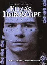 Eliza's Horoscope DVD New Tommy Lee Jones Zodiac Killer