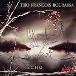 "Trio Francois Bourassa ""Echo"" OOP cd SEALED"