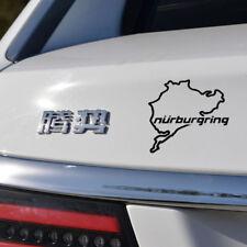 Nurburgring Lap Race Track Sticker for BMW M3 M5 E46 E90 Racing M2 M6 X6 X5M