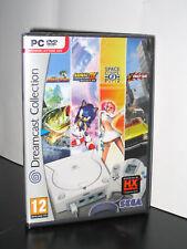 DREAMCAST COLLECTION GIOCO WINDOWS PC DVD NUOVO ITA