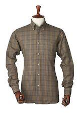 Laksen Winston Oxford Check Shirt