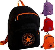 Zaino Converse All Star solid color Uomo Donna Backpack Men Women fashion